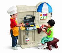 Little Tikes: Inside/Outside - Cook n' Grill Kitchen