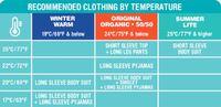 Swaddle UP Warm - Turquoise (Large) image