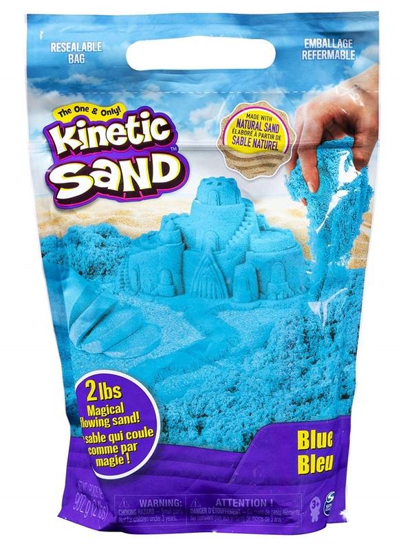 Kinetic Sand - Blue (910g)