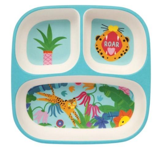 Sunnylife: Eco Kids Plate - Jungle