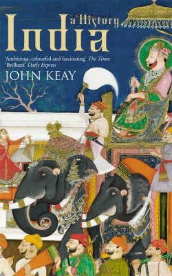 India: A History by John Keay image