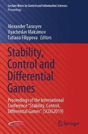 Stability, Control and Differential Games