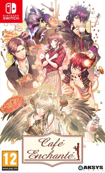 Cafe Enchante for Switch