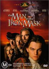 The Man In The Iron Mask on DVD