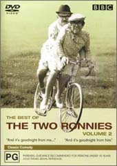 Best of Two Ronnies - Volume 2 on DVD