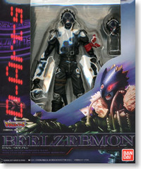 Digimon D-Arts Action Figure - Beelzebmon