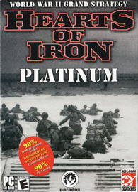 Hearts of Iron Platinum for PC Games image
