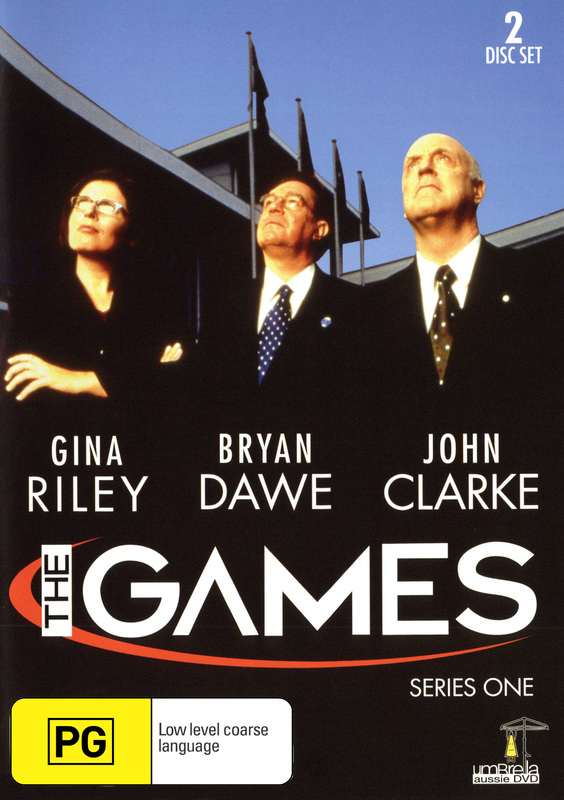 The Games - Series One (2 Disc Set) on DVD