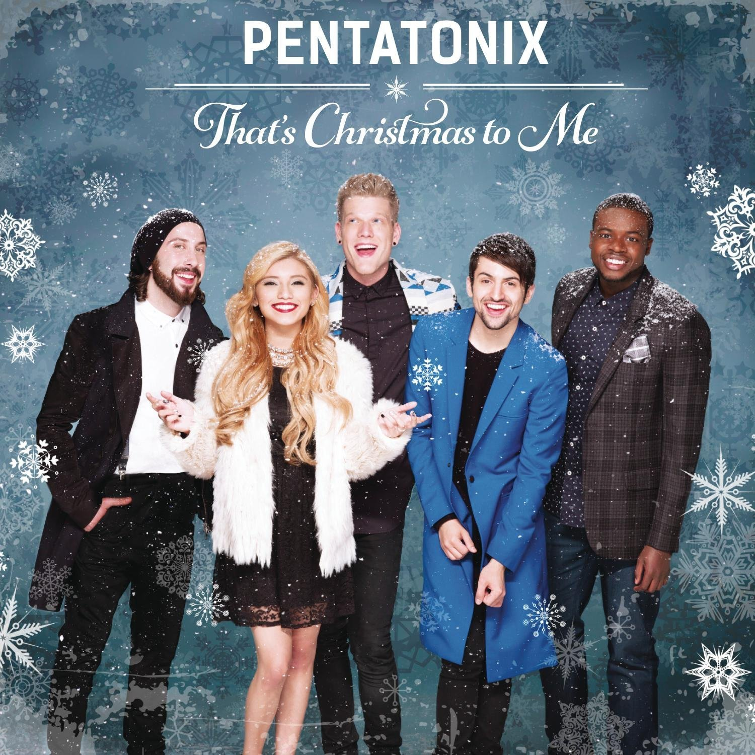 That's Christmas to Me by Pentatonix image