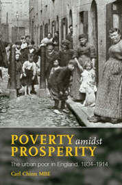 Poverty Amidst Prosperity by Carl Chinn image