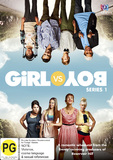 Girl Vs Boy - Series 1 on DVD