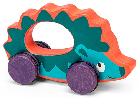 Le Toy Van: Petilou - Harrison Hedgehog on Wheels image