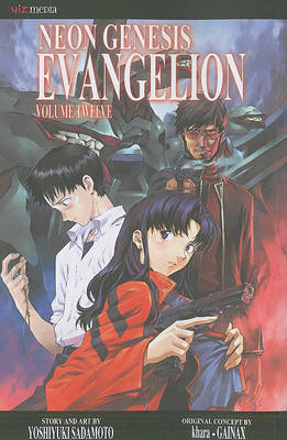Neon Genesis Evangelion: v. 12 by Yoshiyuki Sadamoto