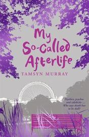 My So-Called Afterlife by Tamsyn Murray image