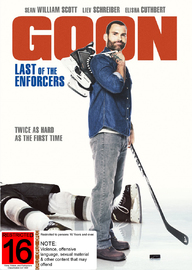 Goon: Last of the Enforcers on DVD