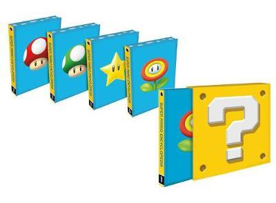 Super Mario Encyclopedia Limited Edition by Nintendo