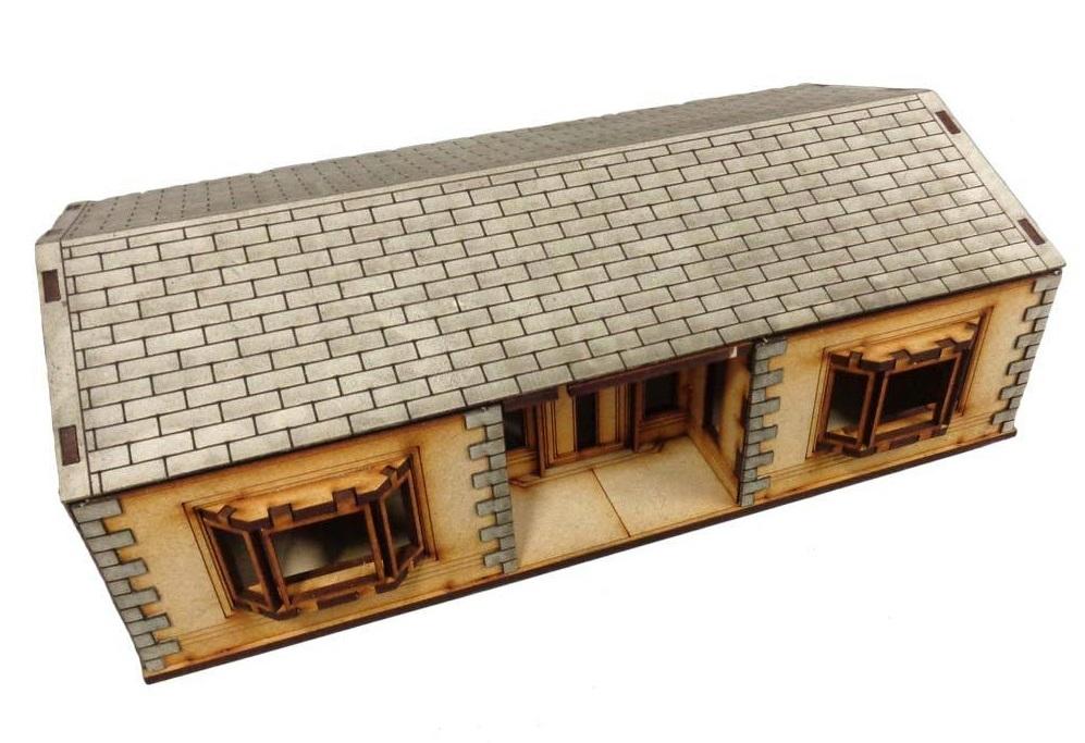 TTCombat: Tabletop Scenics - Suburban House E image
