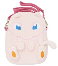 Pokemon: Pochette Mew - Plush Purse
