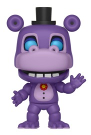 Five Nights at Freddy's: Pizza Simulator - Mr Hippo Pop! Vinyl Figure