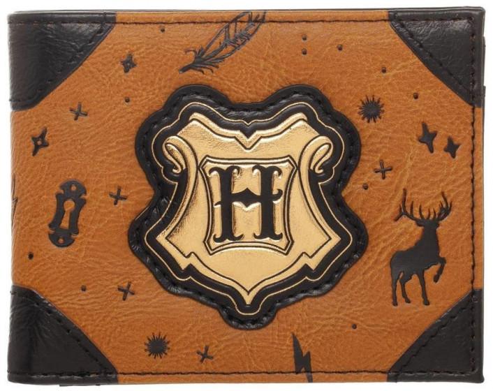 Harry Potter Bifold Wallet Brown image