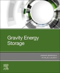 Gravity Energy Storage by Asmae Berrada