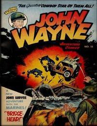 John Wayne Adventure Comics No. 15 by John Wayne image