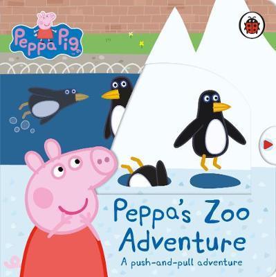 Peppa's Zoo Adventure by Peppa Pig