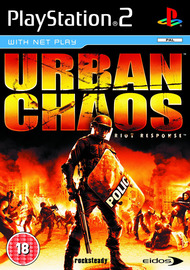 Urban Chaos: Riot Response for PlayStation 2 image