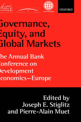Governance, Equity, and Global Markets image