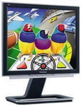 "Viewsonic Monitor 17"" LCD Slimline VX724"
