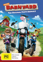Barnyard on DVD