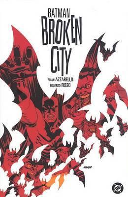 Batman: Broken City by Brian Azzarello image