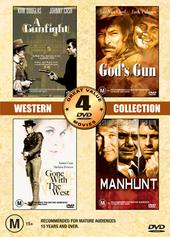 Western Collection - Volume One - 4 Movie Box Set (2 Discs) on DVD