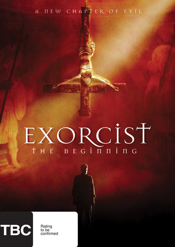 The Exorcist: The Beginning on DVD