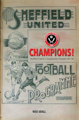 Sheffield United Champions! by Nick Udall