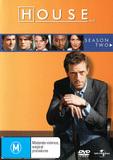 House, M.D. - Season 2 (6 Disc Slimline Set) on DVD