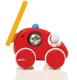 Brio - Push-Along Firetruck