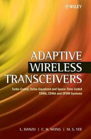 Adaptive Wireless Transceivers by Lajos L. Hanzo image
