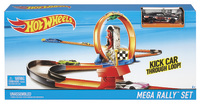 Hot Wheels Race Rally - Mega Rally