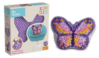 My Design: PlushCraft - Butterfly Pillow