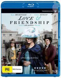 Love & Friendship on Blu-ray