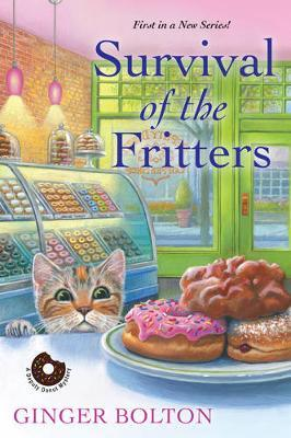 Survival of the Fritters by Ginger Bolton image