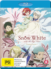 Snow White With The Red Hair - Complete Season 2 on Blu-ray
