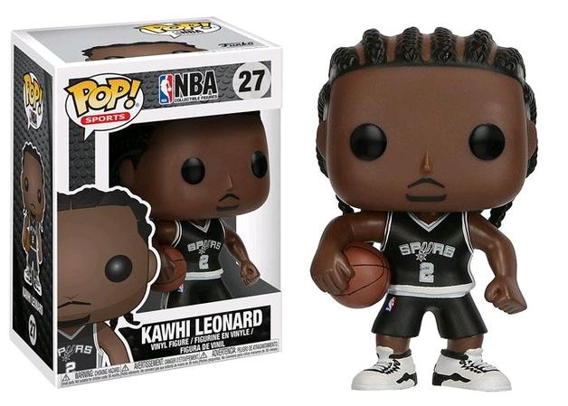 NBA - Kawhi Leonard Pop! Vinyl Figure