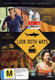 Look Both Ways on DVD image