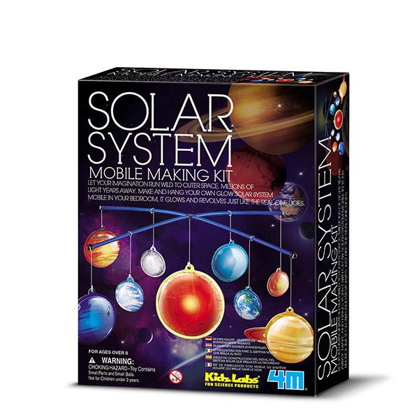 4M: Kidz Labs Solar System Mobile