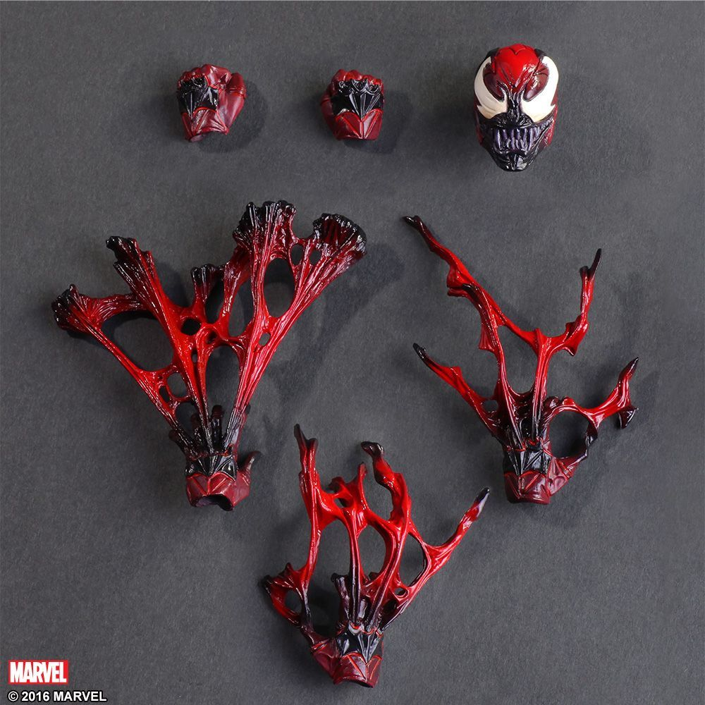Marvel Universe: Venom (Limited Colour Ver.) - Variant Play Arts Kai Figure image
