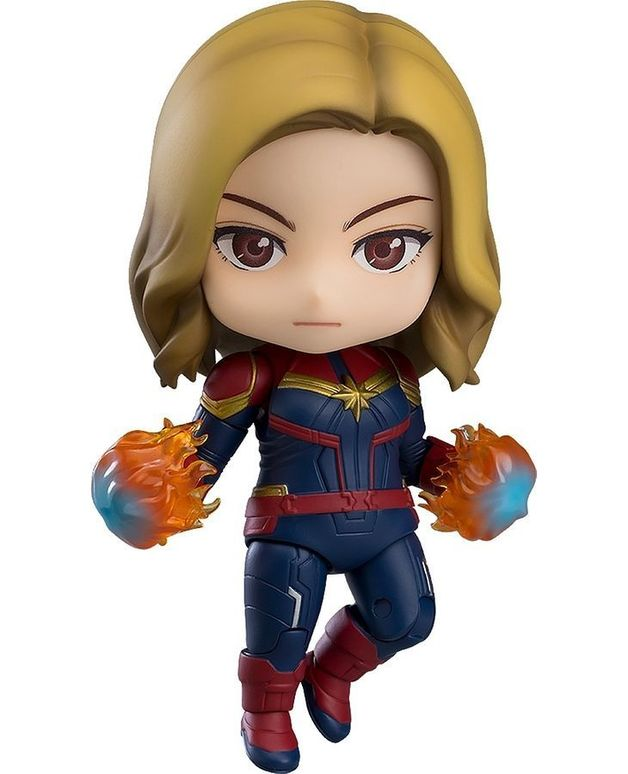 Captain Marvel: Hero's Edition Standard Ver - Nendoroid Figure