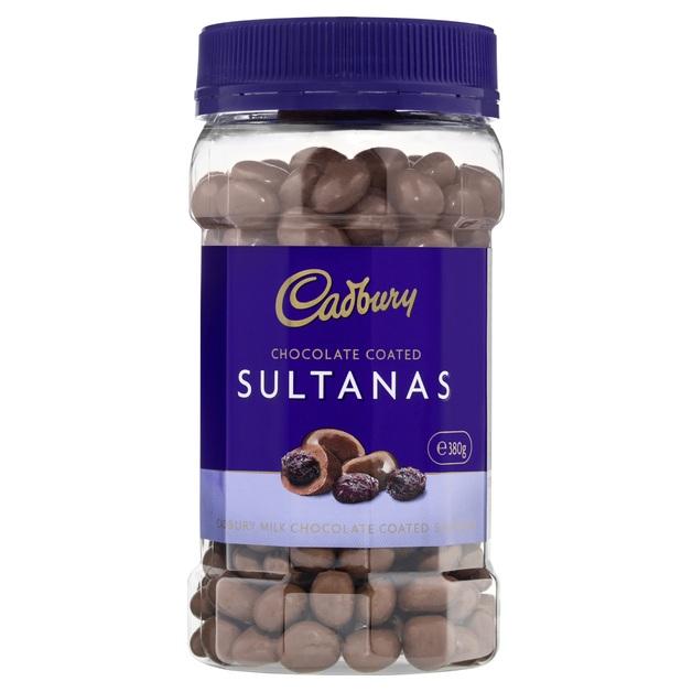 Cadbury Sultanas Jar (380g)