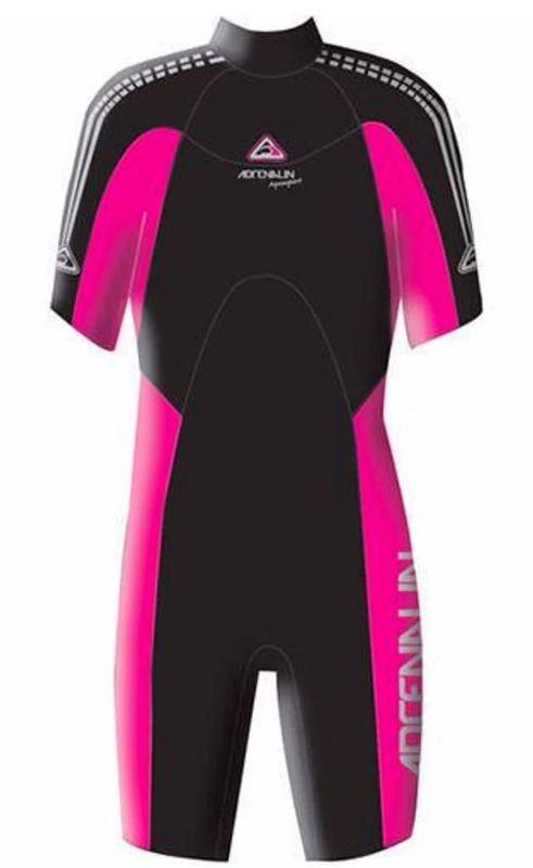 Aquasport Junior Springsuit - Pink (Size 14)